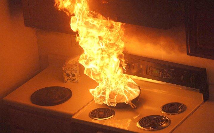 Opasnosti od požara u kućanstvu