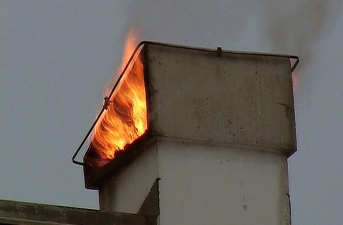 Uzroci požara dimnjaka