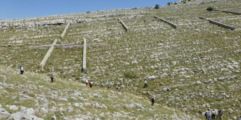 12 križeva na otoku Kornatu