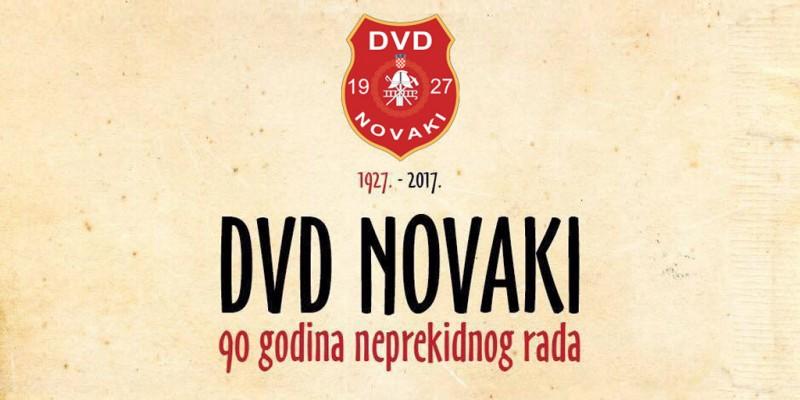 DVD Novaki 90 godina 1