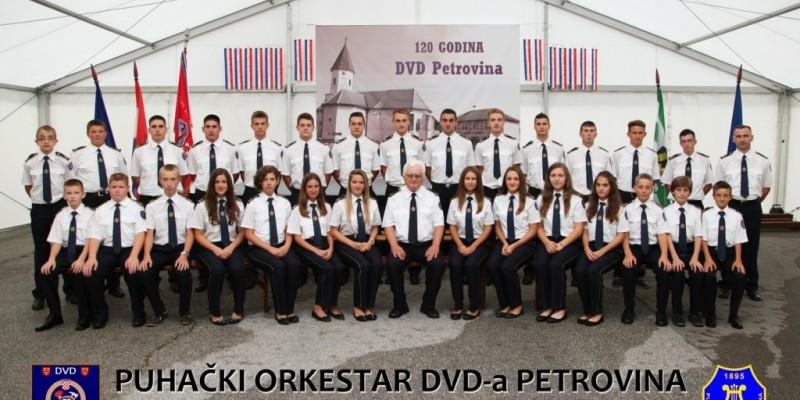 Petrovina orkestar susret Novi 2017