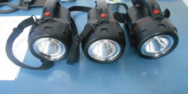 Batterijske svjetiljke led